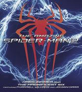 Hans Zimmer, The Amazing Spiderman 2 [OST] [Deluxe Edition] (CD)