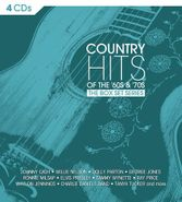 Various Artists, Country Hits Of The '60s & '70s: The Box Set Series (CD)