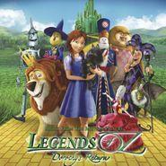 Various Artists, Legends Of Oz: Dorothy Returns [OST] (CD)