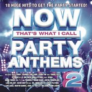 Various Artists, Now That's What I Call Party Anthems 2 (CD)