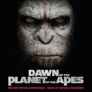 Michael Giacchino, Dawn Of The Planet Of The Apes [Score] (CD)