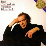 Glenn Gould, Bach: Goldberg Variations Bwv (LP)