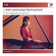 Sergei Rachmaninov, Ruth Laredo Plays Rachmaninoff [Box Set] (CD)