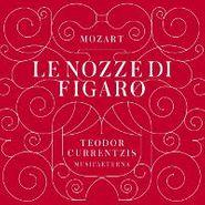 Wolfgang Amadeus Mozart, Le Nozze Di Figaro/Currentzis (CD)