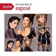 Exposé, Playlist: The Very Best Of Exposé (CD)