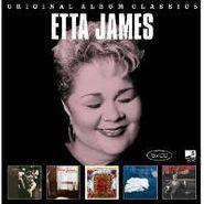 Etta James, Original Album Classics (CD)