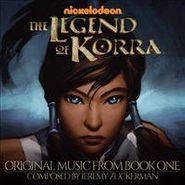 Jeremy Zuckerman, The Legend Of Korra: Original Music From Book One [OST] (CD)