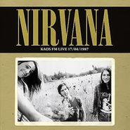Nirvana, KAOS FM Live 17/04/1987 (CD)