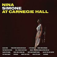 Nina Simone, Nina Simone At Carnegie Hall (LP)