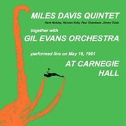 Miles Davis, Miles Davis At Carnegie Hall (LP)