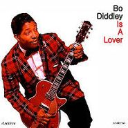 Bo Diddley, Is A Lover (LP)