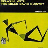 Miles Davis, Relaxin' With The Miles Davis Quintet (LP)