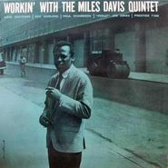 The Miles Davis Quintet, Workin With The Miles Davis Quintet [Limited Edition] (LP)