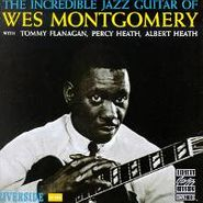 Wes Montgomery, Incredible Jazz Guitar Of Wes Montgomery [Limited Edition] (LP)