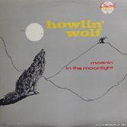 Howlin' Wolf, Moanin' In The Moonlight (LP)