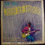 John Lee Hooker, Folk Blues [Limited Edition] (LP)