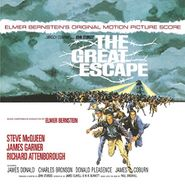 Elmer Bernstein, The Great Escape [OST] (LP)