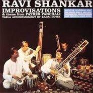 Ravi Shankar, Improvisations (LP)