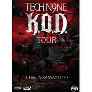 Tech N9ne, K.O.D. Tour: Live In Kansas City (CD)