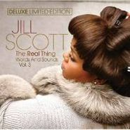Jill Scott, The Real Thing: Words And Sounds, Vol. 3 [Deluxe Edition] (CD)