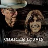 Charlie Louvin, Hickory Wind: Live at the Gram Parsons Guitar Pull: Waycross GA (CD)