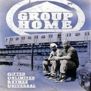 Group Home, Gifted Unlimited Rhymes Universal (CD)