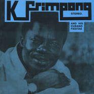 K. Frimpong & His Cubano Fiestas, Blue Album 1976 (CD)