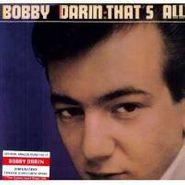 Bobby Darin, That's All (LP) [200 Gram Vinyl]