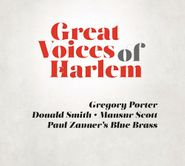 Gregory Porter, Great Voices Of Harlem (CD)