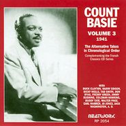 Count Basie, The Alternative Takes, Vol. 3 - 1941 (CD)