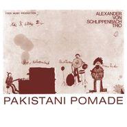 Schlippenbach Trio, Pakistani Pomade (LP)
