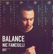 Nic Fanciulli, Balance 021 (CD)