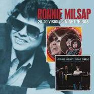 Ronnie Milsap, 20-20 Vision/Night Things (CD)