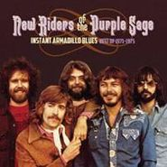 New Riders Of The Purple Sage, Instant Armadillo Blues: Best Of 1971-1975 (CD)