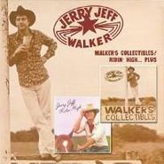 Jerry Jeff Walker, Walker's Collectibles / Ridin' High... Plus (CD)