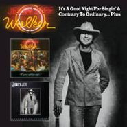 Jerry Jeff Walker, It's A Good Night For Singin' / Contrary To Ordinary (CD)