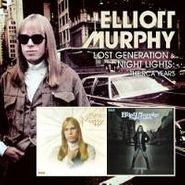 Elliott Murphy, Lost Generation & Night Nights (CD)
