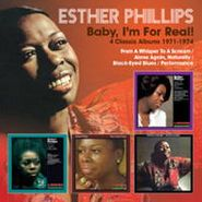 Esther Phillips, Baby I'm For Real! 4 Classic Album (CD)