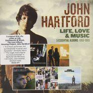 John Hartford, Life Love & Music 1966-1969 (CD)