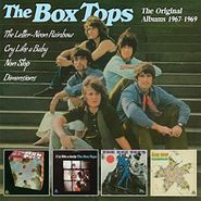 The Box Tops, The Letter-Neon Rainbow / Cry Like a Baby / Non-Stop / Dimensions (CD)