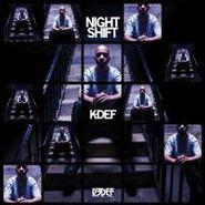 K-Def, Night Shift (CD)