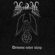 Mysticum, Demons Never Sleep (CD)