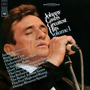 Johnny Cash, Johnny Cash's Greatest Hits Volume 1 (LP)