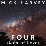 Mick Harvey, Four (Acts Of Love) (CD)