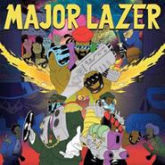 Major Lazer, Free The Universe (LP)