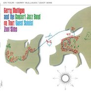 Gerry Mulligan, Gerry Mulligan And The Concert Jazz Band On Tour / Guest Solist Zoot Sims (LP)