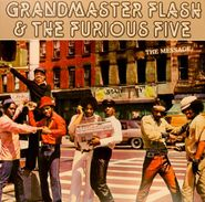 Grandmaster Flash & The Furious Five, The Message [Import] (LP)