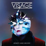 Visage, Hearts & Knives (CD)