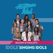 Various Artists, Idols Singing Idols (CD)