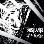 Transplants, In A Warzone (CD)